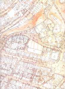 Mapa da Rua da Nossa Senhora da Muxima